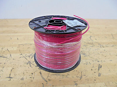 Southwire Insulated Machine Tool Wire 12 Awg Red 500 Ft 19 Mil