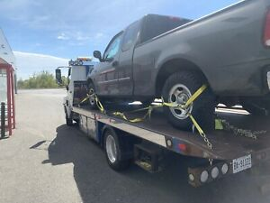 Quick and Affordable Towing Service