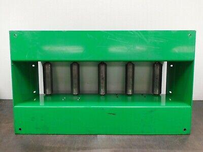 Isco Roller Conveyor Weatherstrip Model 24 Long 16 Wide Fits Bandsaw