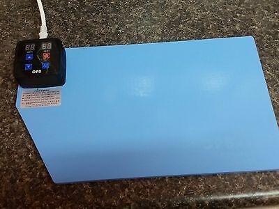 Enthusiasm Plate Pad 110V CPB LCD Screen Separate Repair Tool IPAD Mobile Phone Troche
