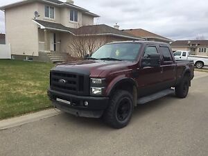 2009 F250 4 Trades On A Good Truck To Pull Camper