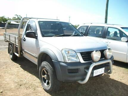 2005 model Holden Rodeo Ute - excellent condition and good value. Kensington Bundaberg Surrounds Preview