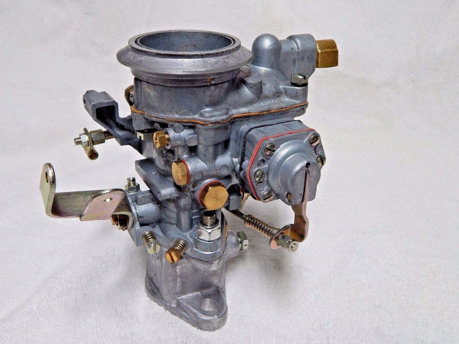 Jeep F Head Solex Carburetor. Willys Cj3b, M38a1, Cj5, F1...