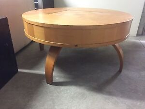Wooden Table Coffee Table Sans Souci Rockdale Area Preview