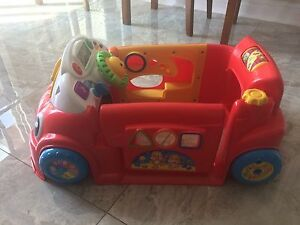 Smart Stages Red Car