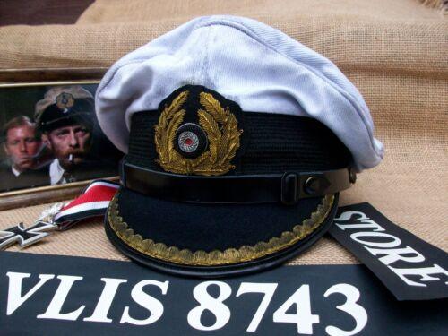 "WW2 GERMAN KRIEGSMARINE U-BOAT CAPTAIN ""PHILIPP THOMSEN ""cap"" (das boot)"