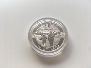 2013 Hockey Coin, 1 /2Oz Silver