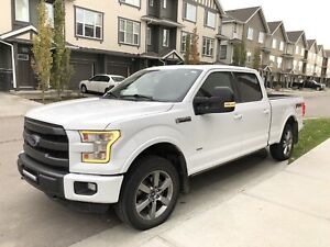 2015 Ford F-150 Lariat Ecoboost