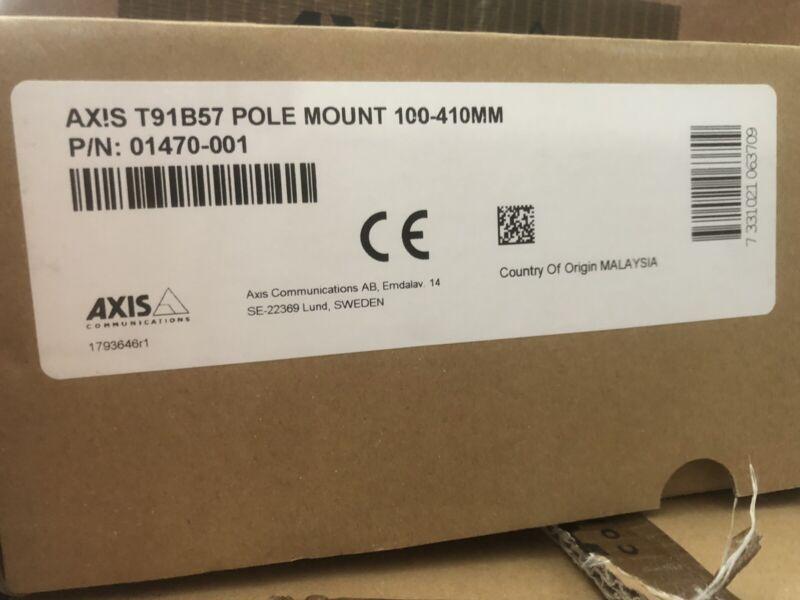 AXIS Communications T91B57 Pole Mount Kit 100-410MM 01470-001