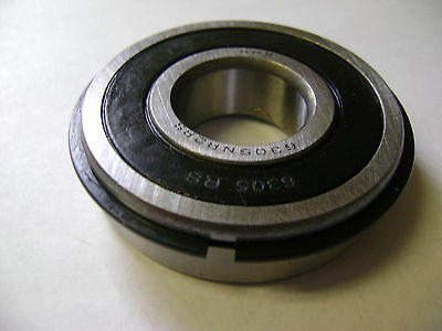 New 6305-nr2rs Nr 2rs With Snap Ring Bearing 25x62x17 25mm X 62mm X 17mm
