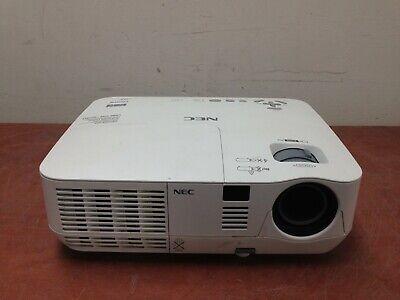 NEC NP-V300X HDMI DLP Multimedia Projector 3004 Hours | P402