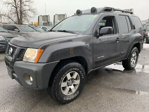 2010 Nissan Xterra Off Road