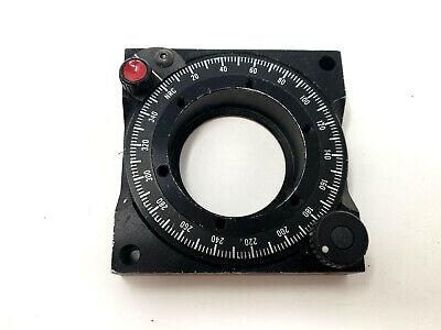 Newport Nrc Rsa-2 Lens Mirror Positioner For Optics And Laser