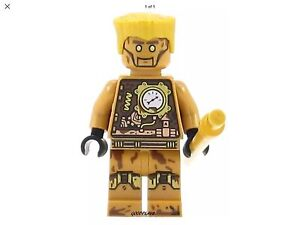 WANTED Echo Zane Lego Ninjago figure Sydney City Inner Sydney Preview