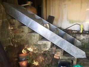 Galvanised outdoor steel stairs Woollahra Eastern Suburbs Preview