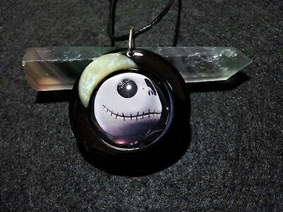 Jack and Moon Pendant,The Nightmare Before Christmas,Pumpkin King,Halloween Town ()