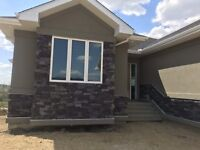 SILVERSTONE CONSTRUCTION LTD  STUCCO STONE PARGING services
