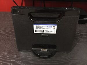 Sony Audio Docking Station Revesby Heights Bankstown Area Preview