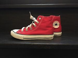 Kids Converse - Red - Size 13