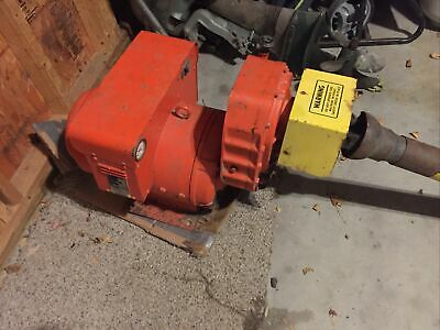 Agro-power 15kw Pto Generator 1 Phase 115230 Volt