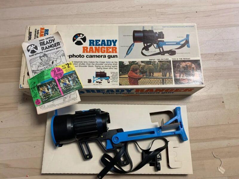 Aurora Ready Ranger Tele-photo Camera Gun W Box