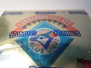 1992 Blue Jays Foil Cards NEVER OPENED (VIEW OTHER ADS) Kitchener / Waterloo Kitchener Area image 9