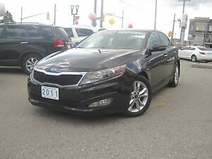2011 KIA OPTIMA EX GDI | Auto • Loaded • Leather