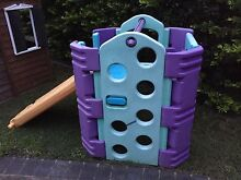 Kids outdoor play gym with steps/slide/sprinkler etc Beerwah Caloundra Area Preview