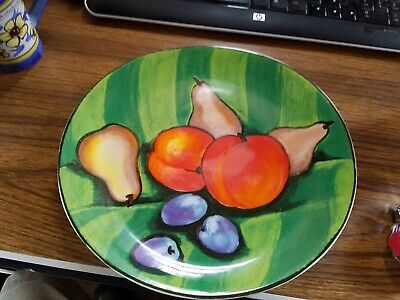 1 Misono Tuscany Dinner Plates Oval Plates 11 1/2x 10 1/2
