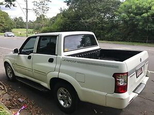 2006 Ssangyong Turbo diesel Manual Dual cab Ute 5 seats 8Months R Belmont Brisbane South East Preview