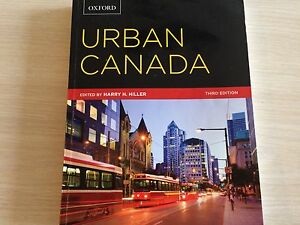 SELLING URBAN CANADA BY HARRY HILLER 3rd Edition