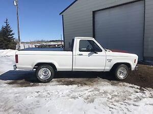 1989 ford ranger restored 5.0
