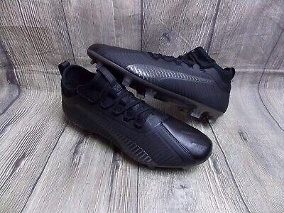 PUMA ONE 5.2 FG FOOTBALL BOOTS BRAND NEW £120 GENUINE 10uk PRO ECLIPSE BLACK