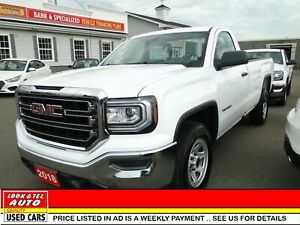 2018 Gmc Sierra 1500 AS LOW AS $99.00 A WEEK SEE US