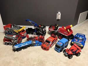 10 Large Cars and Trucks