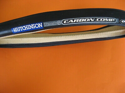 HUTCHINSON Nitro 2 23-622 Skinwall Drahtreifen Reifen 700x23 C Black Blue