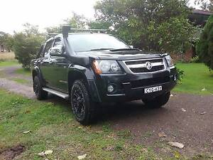 2011 Holden Colorado  4x4 Ute South West Rocks Kempsey Area Preview