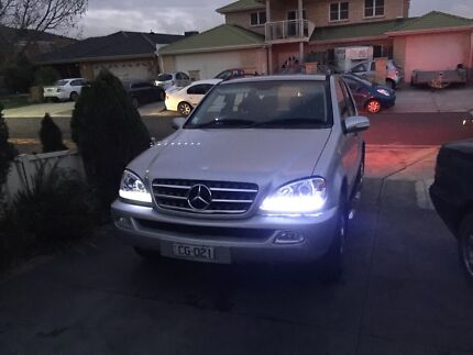 Mercedes ML320 2002 Upgrated  Taylors Lakes Brimbank Area Preview