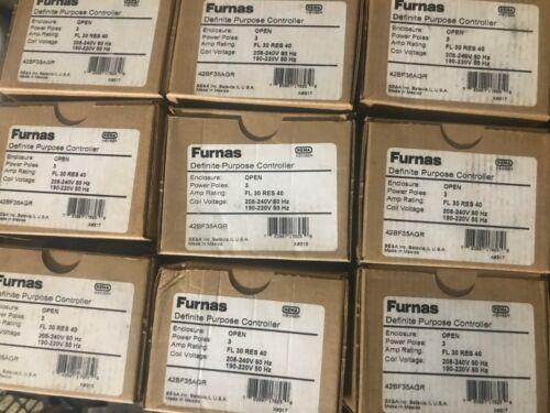FURNAS SIEMENS  42BF35AGR Definite Purpose Controller Contactor New