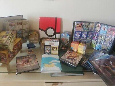 Lot 100 cartes pokemon