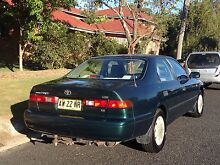 1998 Toyota Camry Waratah Newcastle Area Preview
