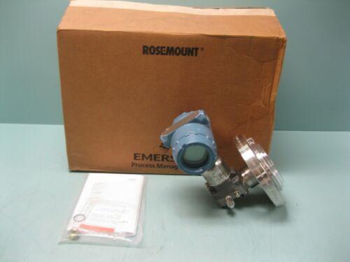 "3"" 150# Rosemount 3051 SAL 2 CD 3A Level Transmitter NEW C16 (2745)"