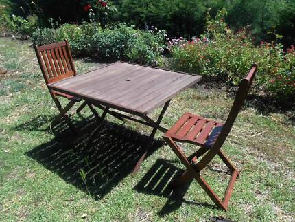 Amazing Fold Up Outdoor Table And 2 Chairs Part 11