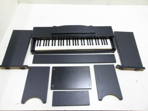 JDP-1 Junior Digital Piano by Gear4music, Matte Black-DAMAGED-RRP £189