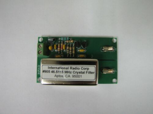 INRAD roofing filter kit for Icom 781 transceivers