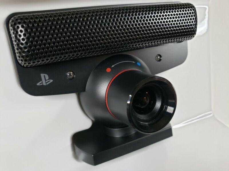 OEM Sony PlayStation Eye Camera PS3 Official SLEH-00448 - NEW NO BOX ! SEE PIC !