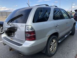 2004 Acura MDX - selling as is