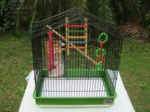 BIRD CAGE - with ALL NEW ACCESSORIES Holland Park Brisbane South West Preview