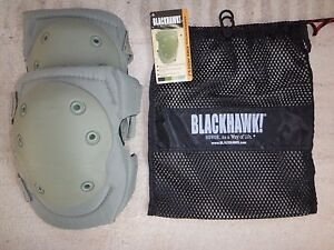 British Army Knee Pads Blackhawk Advanced Tactical V.s USED