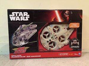 Remote Control Millennium Falcon Star Wars Tried once